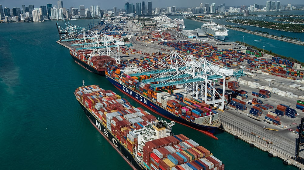 Miami, FL Port