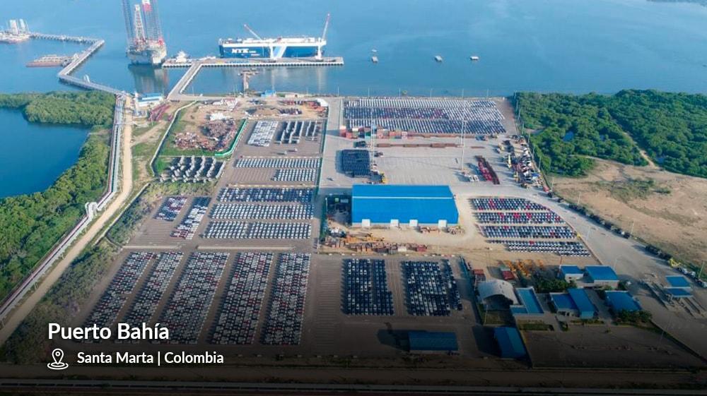 Puerto Bahía | Santa Marta